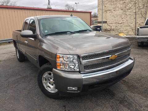 2011 Chevrolet Silverado 1500 for sale at Some Auto Sales in Hammond IN