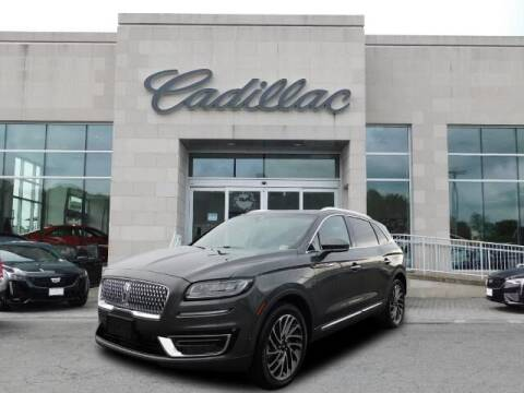 2020 Lincoln Nautilus for sale at Radley Cadillac in Fredericksburg VA