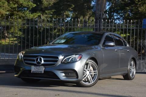 2017 Mercedes-Benz E-Class for sale at Milpas Motors in Santa Barbara CA