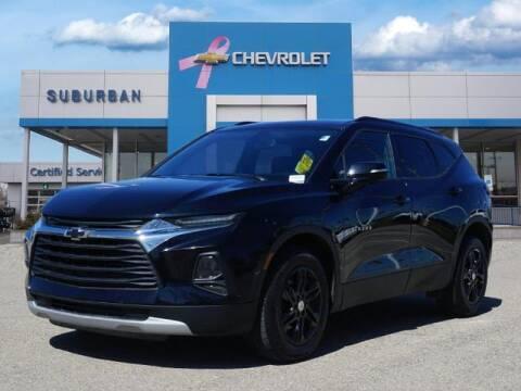 2019 Chevrolet Blazer for sale at Suburban Chevrolet of Ann Arbor in Ann Arbor MI