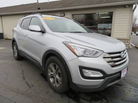 2014 Hyundai Santa Fe Sport for sale at Tri-County Pre-Owned Superstore in Reynoldsburg OH