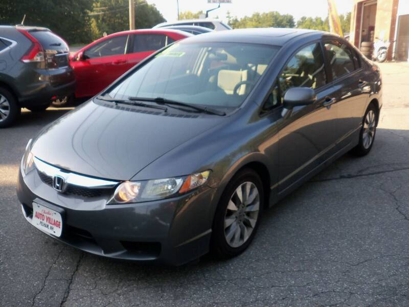 2011 Honda Civic for sale at Charlies Auto Village in Pelham NH