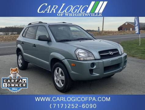 2005 Hyundai Tucson for sale at Car Logic in Wrightsville PA