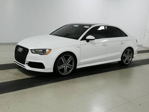 2016 Audi A3 for sale at Imotobank in Walpole MA