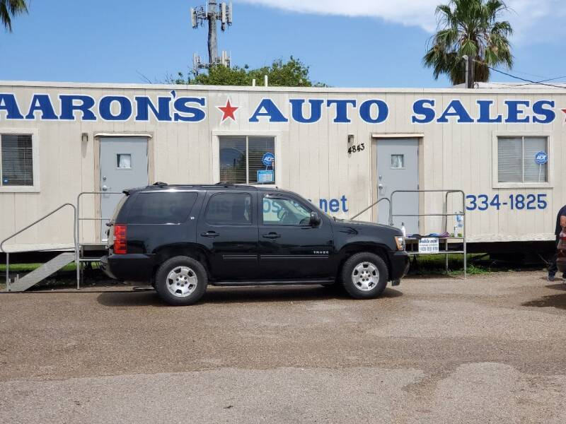 2010 Chevrolet Tahoe for sale at Aaron's Auto Sales in Corpus Christi TX