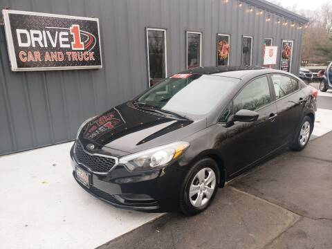 2015 Kia Forte for sale at Drive 1 Car & Truck in Springfield OH