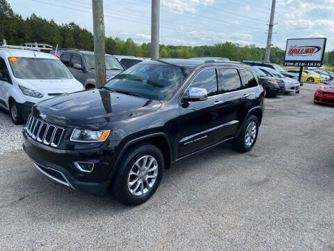 2015 Jeep Grand Cherokee for sale at Billy Ballew Motorsports in Dawsonville GA