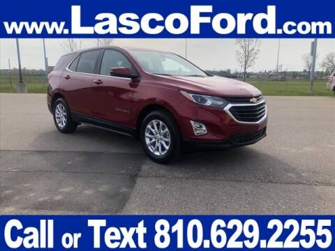 2018 Chevrolet Equinox for sale at LASCO FORD in Fenton MI