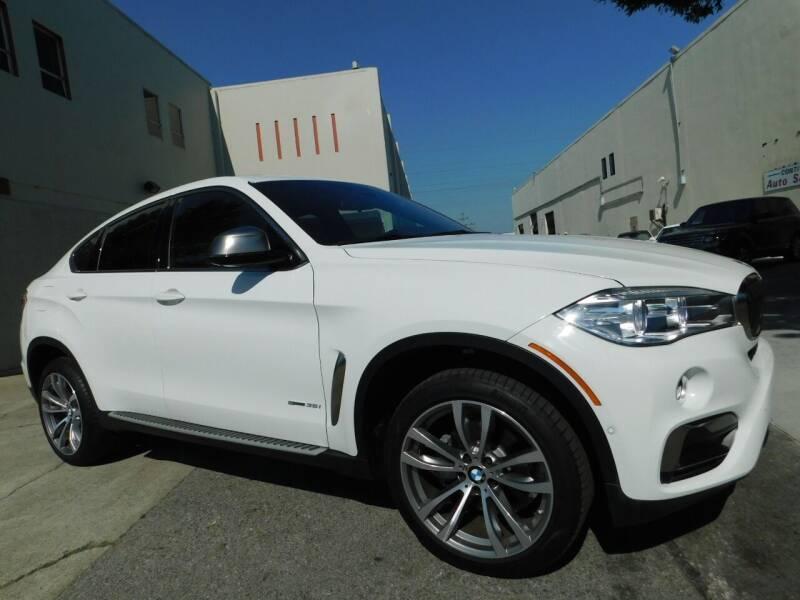 2018 BMW X6 for sale at Conti Auto Sales Inc in Burlingame CA