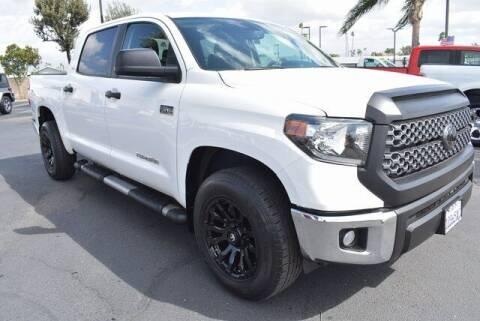 2020 Toyota Tundra for sale at DIAMOND VALLEY HONDA in Hemet CA