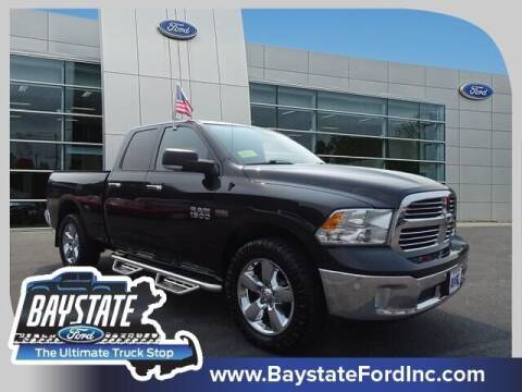 2017 RAM Ram Pickup 1500 for sale at Baystate Ford in South Easton MA