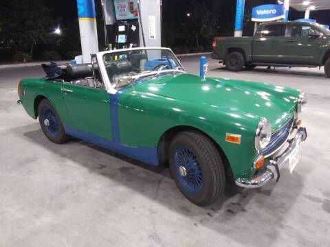 1972 MG Midget for sale at Classic Car Deals in Cadillac MI