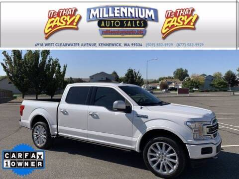 2019 Ford F-150 for sale at Millennium Auto Sales in Kennewick WA