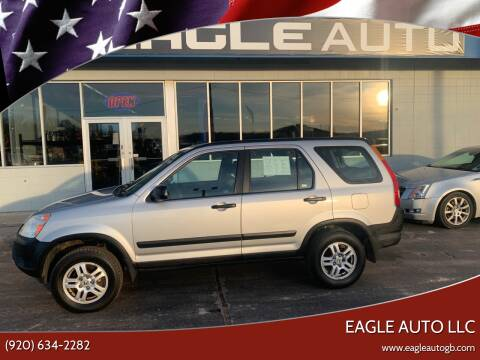 2004 Honda CR-V for sale at Eagle Auto LLC in Green Bay WI