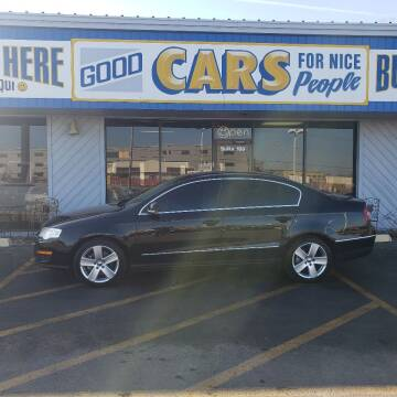 2008 Volkswagen Passat for sale at Good Cars 4 Nice People in Omaha NE