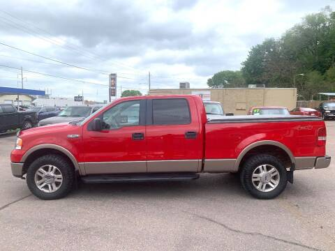 2006 Ford F-150 for sale at Iowa Auto Sales, Inc in Sioux City IA