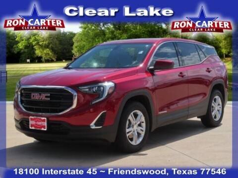 2019 GMC Terrain for sale at Ron Carter  Clear Lake Used Cars in Houston TX