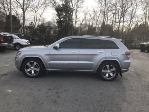 2014 Jeep Grand Cherokee for sale at Super Cars Direct in Kernersville NC