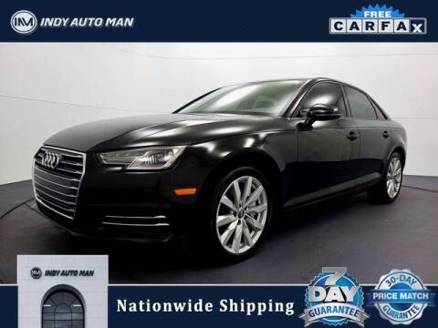 2017 Audi A4 for sale at INDY AUTO MAN in Indianapolis IN