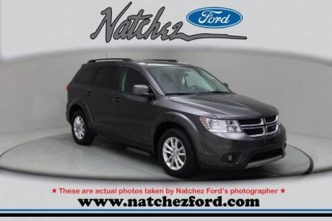2017 Dodge Journey for sale at Auto Group South - Natchez Ford Lincoln in Natchez MS
