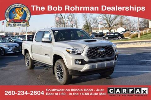 2021 Toyota Tacoma for sale at BOB ROHRMAN FORT WAYNE TOYOTA in Fort Wayne IN