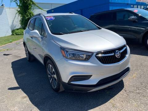 2018 Buick Encore for sale at M-97 Auto Dealer in Roseville MI
