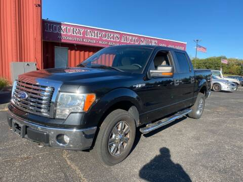 2010 Ford F-150 for sale at LUXURY IMPORTS AUTO SALES INC in North Branch MN