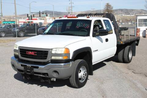 2004 GMC Sierra 3500 for sale at Motor City Idaho in Pocatello ID