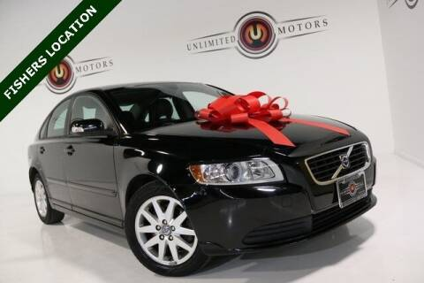 2008 Volvo S40 for sale at Unlimited Motors in Fishers IN