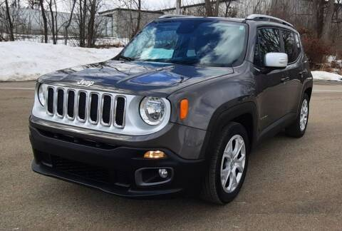 2016 Jeep Renegade for sale at J & J Used Auto in Jackson MI