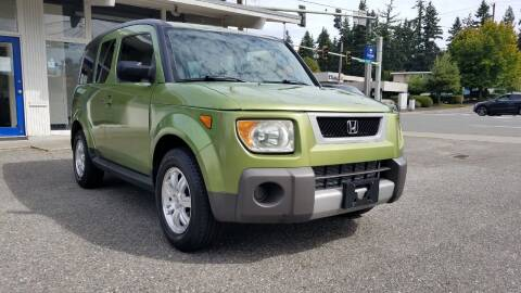 2007 Honda Element for sale at Seattle Auto Deals in Everett WA