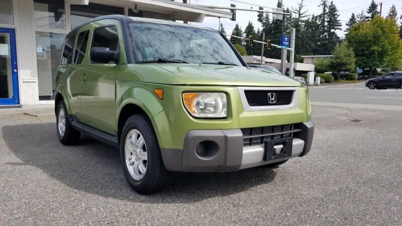 2007 Honda Element for sale in Everett, WA