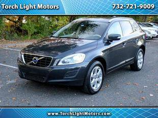 2013 Volvo XC60 for sale at Torch Light Motors in Parlin NJ