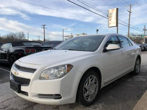 2010 Chevrolet Malibu for sale at Pary's Auto Sales in Garland TX