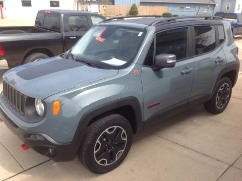 2016 Jeep Renegade for sale at Sindic Motors in Waukesha WI