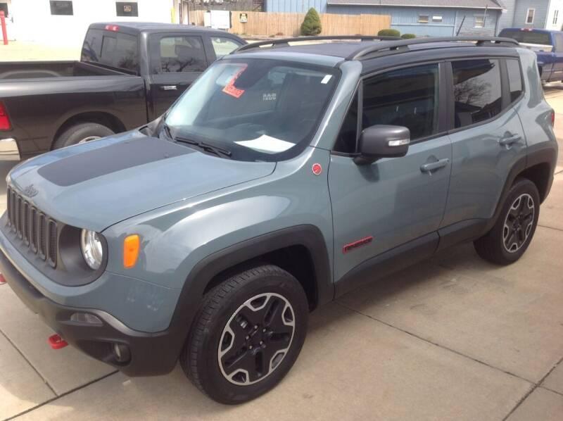 2016 Jeep Renegade for sale at Sindic Motors in Waukesha WI