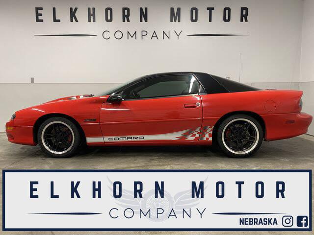 1999 Chevrolet Camaro for sale at Elkhorn Motor Company in Waterloo NE
