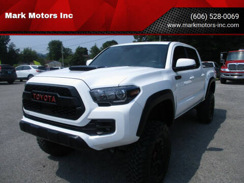 2019 Toyota Tacoma for sale at Mark Motors Inc in Gray KY