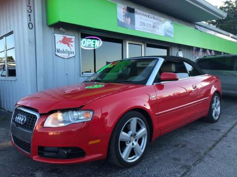 2008 Audi A4 for sale at EXECUTIVE CAR SALES LLC in North Fort Myers FL