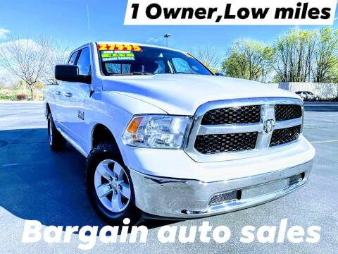 2016 RAM Ram Pickup 1500 for sale at Bargain Auto Sales LLC in Garden City ID