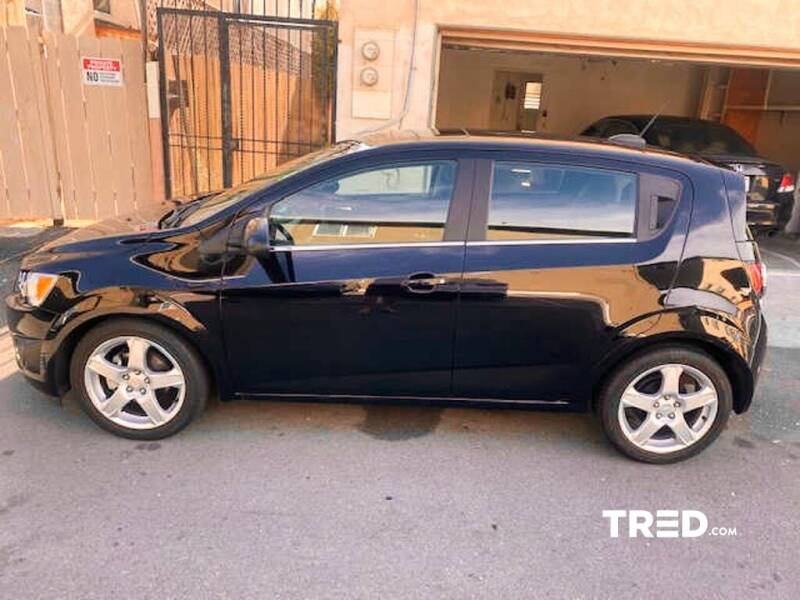 2016 Chevrolet Sonic for sale in San Diego, CA