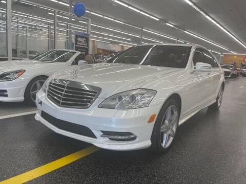 2011 Mercedes-Benz S-Class for sale at Dixie Imports in Fairfield OH