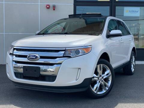 2014 Ford Edge for sale at MAGIC AUTO SALES in Little Ferry NJ