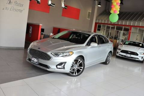 2019 Ford Fusion for sale at Quality Auto Center of Springfield in Springfield NJ