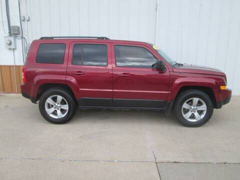 2014 Jeep Patriot for sale at Parkway Motors in Osage Beach MO