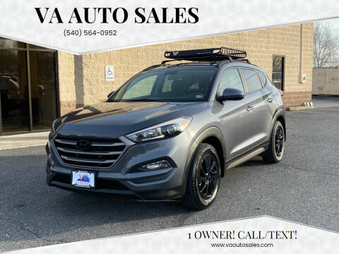 2016 Hyundai Tucson for sale at Va Auto Sales in Harrisonburg VA