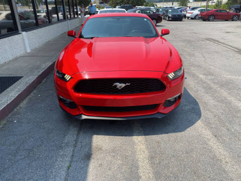 2017 Ford Mustang for sale at J Franklin Auto Sales in Macon GA