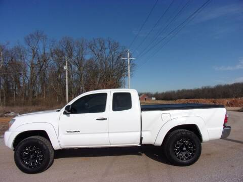 2011 Toyota Tacoma for sale at ABC Auto Sales in Rogersville MO
