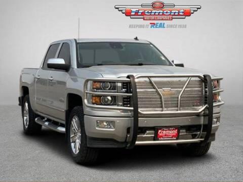 2014 Chevrolet Silverado 1500 for sale at Rocky Mountain Commercial Trucks in Casper WY