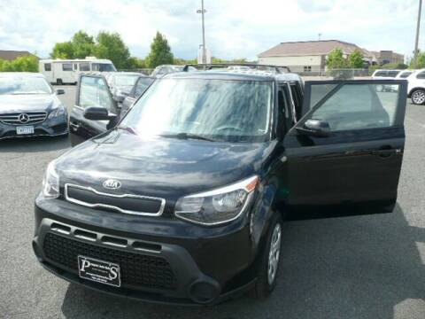 2014 Kia Soul for sale at Prospect Auto Sales in Osseo MN